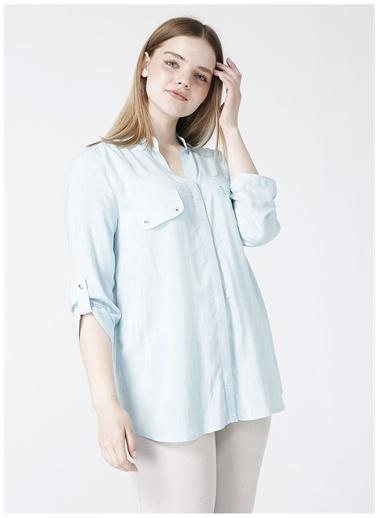 Selen Selen Bluz Yeşil